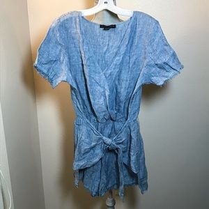 Anthropologie Romper nwot Size Large